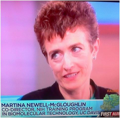 Dr. Martina McGloughlin Interview with Dr Oz