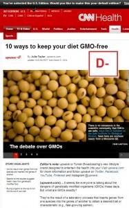 CNN Health earns D- grade